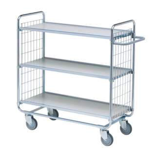 Shelf trolley model 100, 3plan 200kg