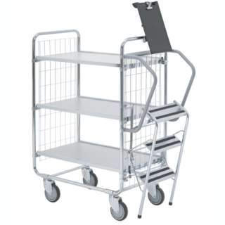 Trolley 100, 3-plane, for 200 kg