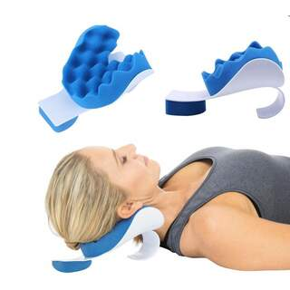 Relaxation neck pillow