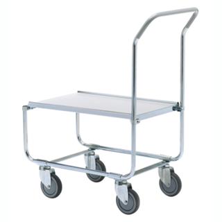 Platform wagon elevated, for 100 kg