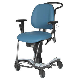 Patient chair mammography electric