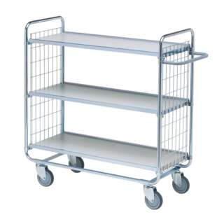 Shelf trolley model 100, 3plan 200kg