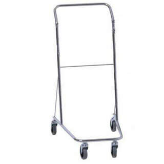 Shopping cart case without baskets