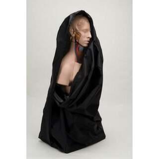 Storage bag for torso models